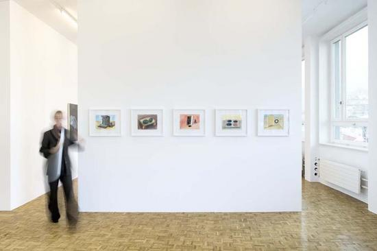 Exhibiton Archives, Otto Lehmann